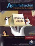 administracion y control de la calidad (7ª ed.) james r. evans 9789706868367