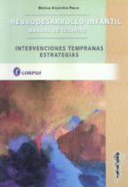 neurodesarrollo infantil. manual de terapias. intervenciones temp ranas estrategias-monica alejandra pesce-9789871860067