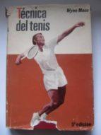 El libro de Técnica del tenis autor WYNN MACE TXT!