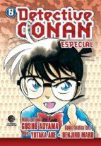 detective conan: especial nº 8 gosho aoyama eiichi yamagishi 8432715021377