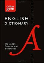 collins gem english dictionary 9780008141677