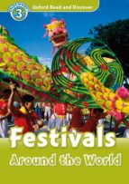 oxford read and discover 3. festivals around the world mp3 pack-9780194021777