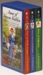 anne of green gables, 3 book box set, volume ii: anne of inglesid e; anne s house of dreams; anne of windy poplars lucy maud montgomery 9780553333077