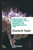 El libro de Social evils autor CHARLES B. TAYLER TXT!