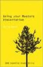 Ebook para iPad descargar portugués Doing your master dissertation