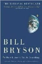 a short history of nearly everything-bill bryson-9780767908177