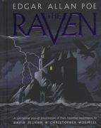the raven: a pop up book-edgar allan poe-9781419721977
