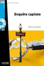 enquete capitale + cd-9782011557377