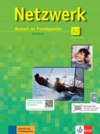 netzwerk: kursbuch a2 mit 2 cds: deutsch als fremdsprache-9783126069977
