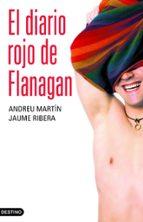 el diario rojo de flanagan jaume ribera andreu martin 9788408052777