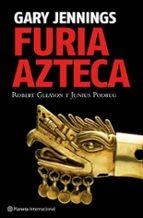 furia azteca gary jennings 9788408085577