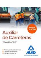auxiliar de carreteras: temario y test 9788414214077