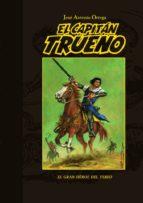 el capitan trueno. el gran heroe del tebeo jose antonio ortega anguiano 9788415296577
