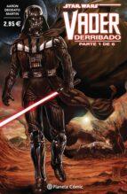 star wars vader derribado nº 01 (parte 1 de 6) jason aaron 9788415480877