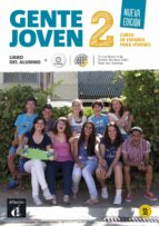 gente joven 2 nueva edicion   libro del alumno (nivel a1 a2) 9788415620877