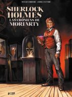 sherlock holmes. las cronicas de moriarty 9788416428977