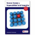 recursos humanos y responsabilidad social pack 2016-9788416598977