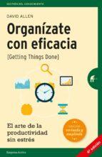 organízate con eficacia (ebook) david allen 9788417180577