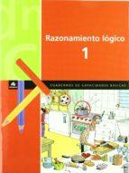 razonamiento logico 1. cuadernos de capacidades basicas x. blanch l. espot 9788424600877
