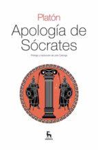 apología de sócrates 9788424928377