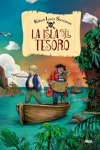 la isla del tesoro-robert louis stevenson-9788427213777