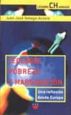 la teologia europea ante la pobreza y la desigualdad-juan-jose tamayo-acosta-9788428815277