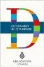 real academia española: diccionario del estudiante-9788429405477