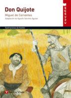 don quijote (cucaña, 29) miguel de cervantes saavedra 9788431676377