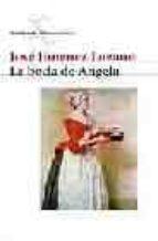 la boda de angela-jose jimenez lozano-9788432211577