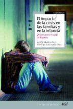 el impacto de la crisis en las familias y en la infancia vicenç navarro monica (codir.) clua losada 9788434405677
