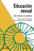educacion sexual: de la teoria a la practica maria lameiras fernandez 9788436822977