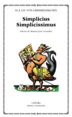 simplicius simplicissimus h. j .c. von grimmelshausen 9788437605777
