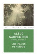 los pasos perdidos  (col. basica de bolsillo) alejo carpentier 9788446024477