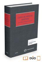 curso de derecho maritimo 2015 (ley 14/2014, de navegacion maritima) formato duo (3ª ed.)-ignacio arroyo martinez-9788447052677