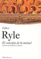 el concepto de lo mental gilbert ryle 9788449317477