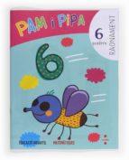 RAONAMENT 6. PAM I PIPA INFANTIL CATALA  ED.2013