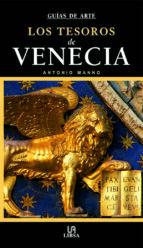 (pe) los tesoros de venecia-antonio (text.) manno-9788466212977