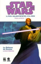 star wars:las guerras clon nº1:la defensa john ostrander 9788467413977