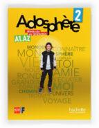 francés  adosphère 2º eso livre de l élève-9788467545777