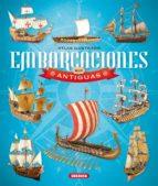 atlas ilustrado embarcaciones muy antiguas-lluc benvehí-9788467754377