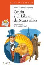 orión y el libro de maravillas (ebook)-joan manuel gisbert-9788467839777