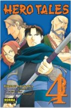 hero tales vol. 4 hiromu arakawa 9788467902877