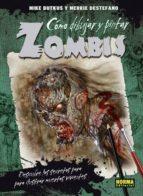 como dibujar y pintar zombis-michael butkus-merrie destefano-9788467912777