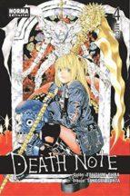 death note 4 (de 12)-tsugumi ohba-takeshi obata-9788467917277