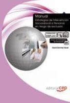 manual estrategias de intervencion sociolaboral a personas en rie sgo de exclusion: formacion para el empleo 9788468107677