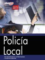 policía local. test psicotécnicos, de personalidad y entrevista personal-9788468176277