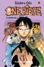 one piece nº 36 eiichiro oda 9788468471877