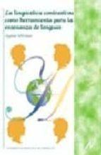 lingüistica contrastiva como herramienta para la enseñanza de len guas ingmar söhrman 9788476356777