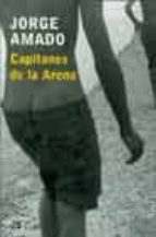 capitanes de la arena-jorge amado-9788476696477
