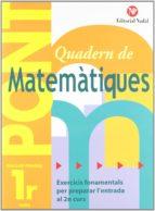 pont matematiques, 1: educacio primaria lina pamies tomas carles marquez caro 9788478874477